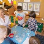 Eksperymenty z wodą
