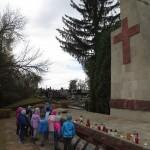 Wycieczka na cmentarz