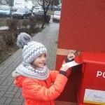 Wycieczka na pocztę