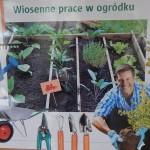 Praca ogrodnika